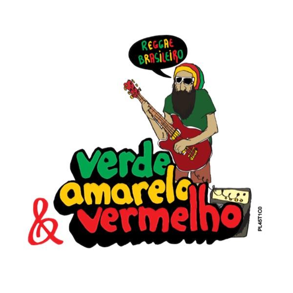 Verde, Amarelo e Vermelho - Reggae Brasileiro