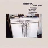 A Fine Mess  EP-Interpol