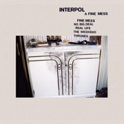 A Fine Mess - EP - Interpol - Interpol
