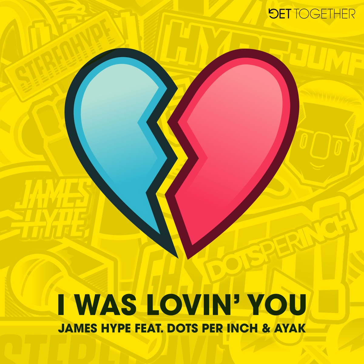 I Was Lovin' You Album Cover by James Hype