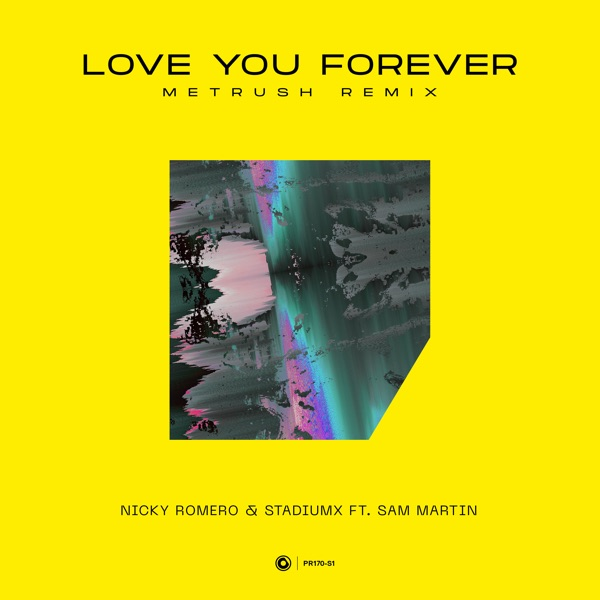 Love You Forever (feat. Sam Martin) [Metrush Remix] - Single