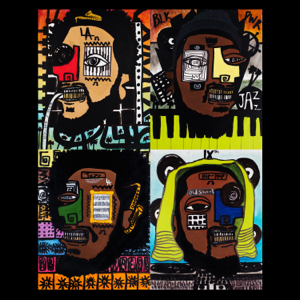 Terrace Martin, Robert Glasper, 9th Wonder & Kamasi Washington - Freeze Tag feat. Phoelix