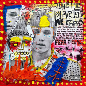 Oliver Malcolm - The Machine