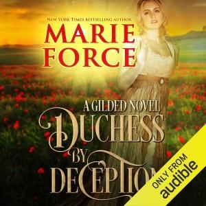 Duchess by Deception: Gilded, Book 1 (Unabridged)