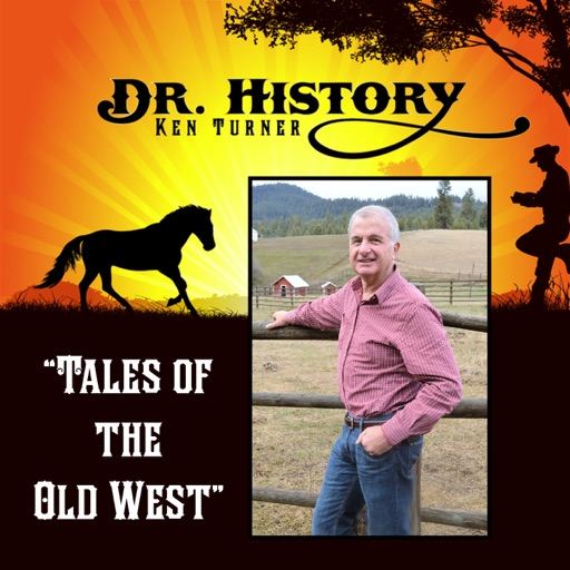 Cover image of Dr. History's Tales of the Old West