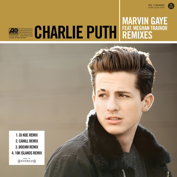 Marvin Gaye (feat. Meghan Trainor) [Remixes] - EP