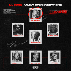 Only The Family & Lil Durk - Family Over Everything