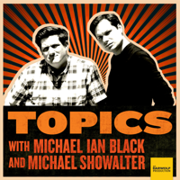 Podcast cover art for Topics