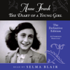 Anne Frank - Anne Frank: The Diary of a Young Girl: The Definitive Edition (Unabridged)  artwork