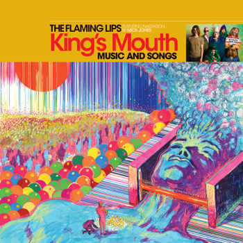 Kings Mouth Music and Songs The Flaming Lips album songs, reviews, credits