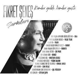 Various Artists - Kimler Geldi Kimler Geçti, Vol. 2 (Fikret Şeneş Şarkıları)