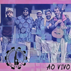 Vários Artistas - Coletivo Sindicato do Samba - Ao Vivo - EP