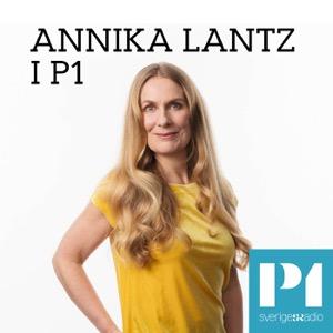 Annika Lantz i P1