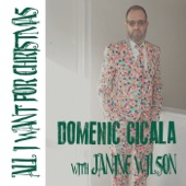 Domenic Cicala - All I Want for Christmas (feat. Janine Wilson)