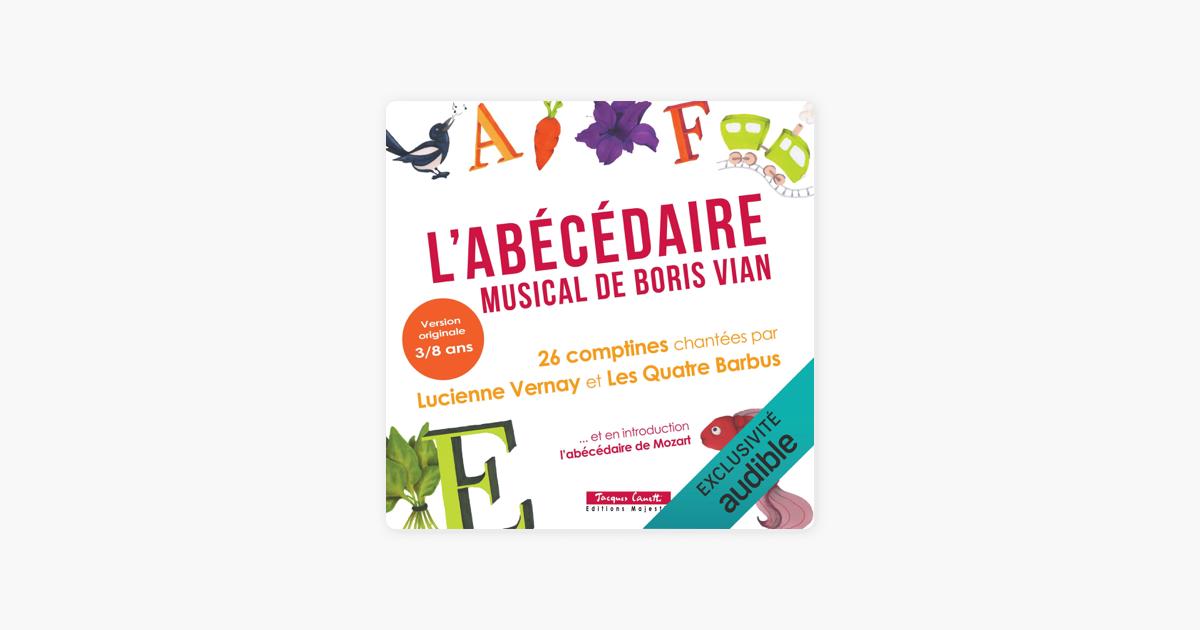 L Abecedaire Musical De Boris Vian In Apple Books