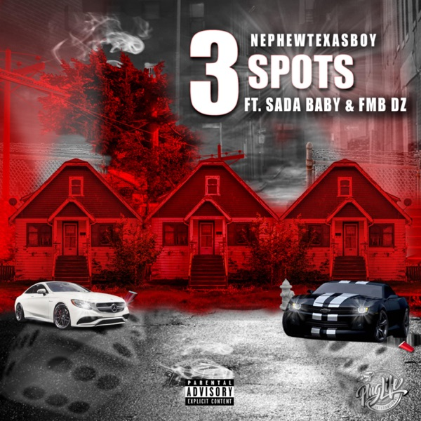 3 Spots (feat. Sada Baby & FMB DZ) - Single