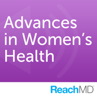 Podcast cover art for Advances in Women's Health