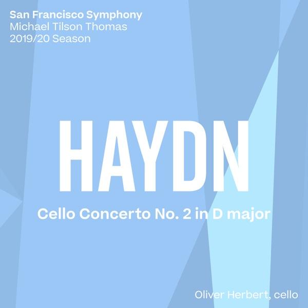 Haydn: Cello Concerto No. 2 in D Major - EP