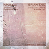 Brian Eno - Apollo: Atmospheres And Soundtracks (Extended Edition)  artwork