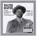 Walter Davis - Come Back Baby