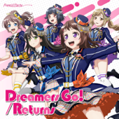 Dreamers Go! - Poppin'Party Cover Art
