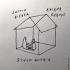 Ariana Grande & Justin Bieber - Stuck with U artwork