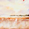 Guan Zhong - Dripping Stream  artwork
