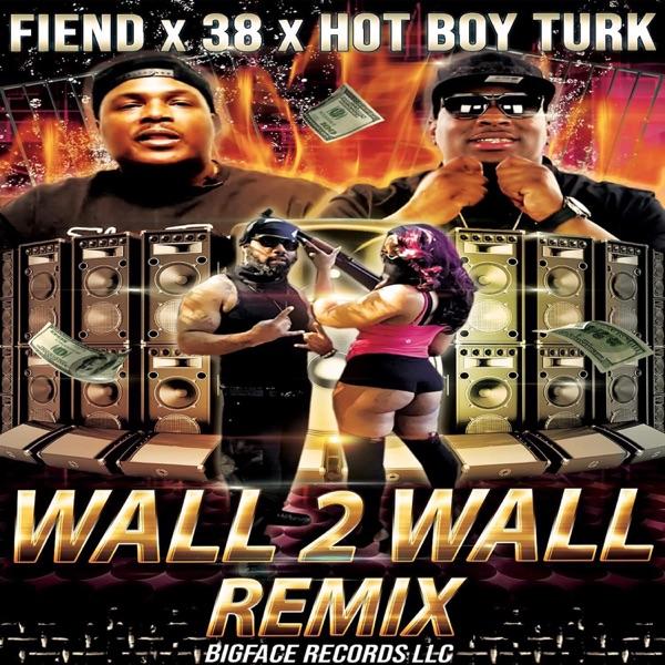 Wall 2 Wall (Remix) - Single