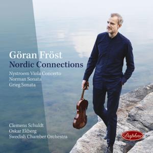 Goran Frost, Oskar Ekberg, Swedish Chamber Orchestra & Clemens Schuldt - Nordic Connections