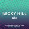 Becky Hill & WEISS - I Could Get Used To This (The Remixes / Vol. 1) - EP portada