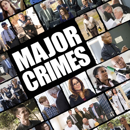 Major Crimes: The Complete Series movie poster