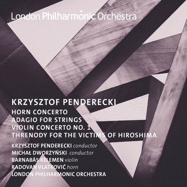 Penderecki: Horn and Violin Concertos