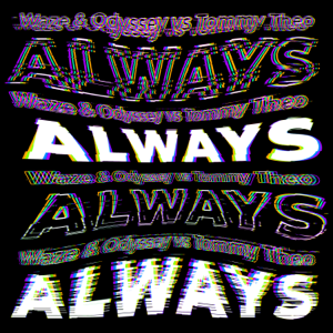 Waze & Odyssey, George Michael, Mary J. Blige & Tommy Theo - Always