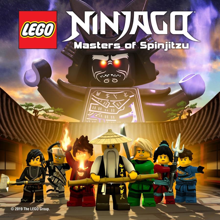 Lego Ninjago Masters Of Spinjitzu