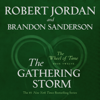 Robert Jordan & Brandon Sanderson - The Gathering Storm  artwork