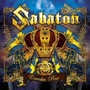 Sabaton - Carolus Rex (English Version)