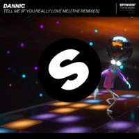 Tell Me (If You Really Love Me) (Bougenvilla rmx) - DANNIC