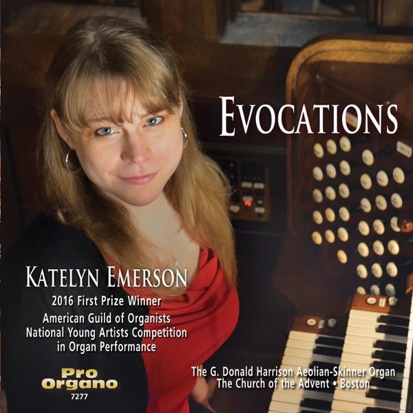 Clavierübung Iii: Allein Gott In Der Höh Sei' Ehr, Bwv 676 - Katelyn Emerson - Evocations