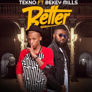 Tekno - Better Hope for Africa feat. Bekey Mills