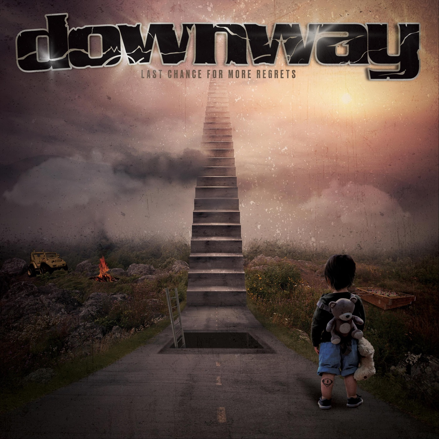 Downway - Last Chance for More Regrets (2019)
