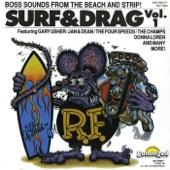 Various Artists - Burnin' Rubber