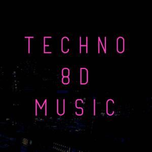 Ocean Avenue & 8D Audio Oceans Club - Techno 8D Music