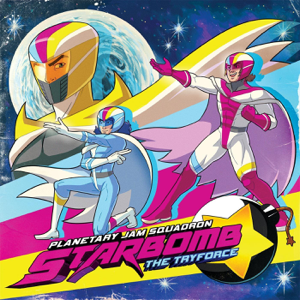 The Tryforce  Starbomb Starbomb album songs, reviews, credits