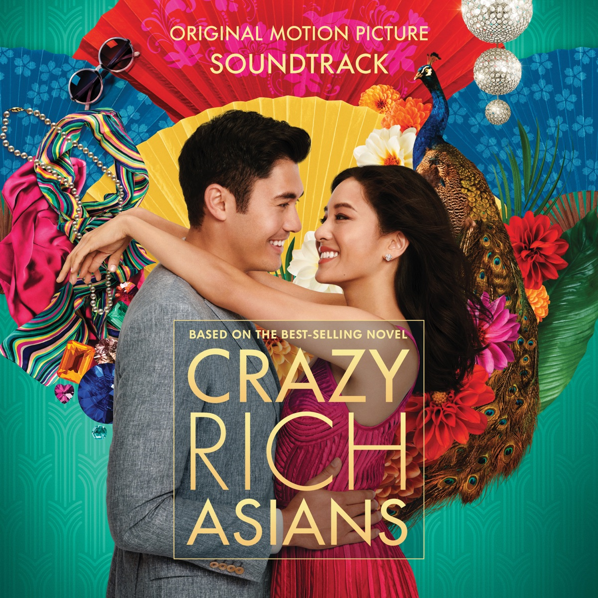 Crazy Rich Asians Album Cover by Various Artists