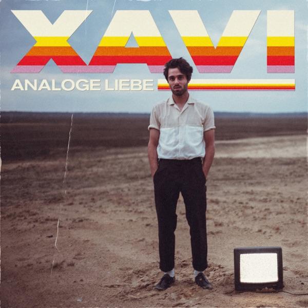 Xavi mit Analoge Liebe