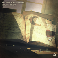 William Black & Rory - Drown the Sky artwork