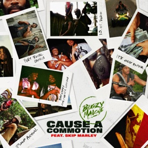 Cause a Commotion (feat. Skip Marley) - Single