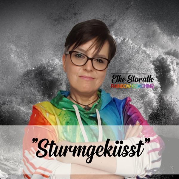 """""""Sturmgeküsst"""" der Podcast für Angehörige von Menschen mit Depressionen"""