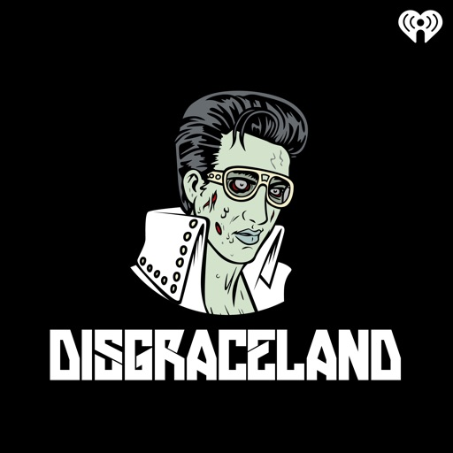 Cover image of DISGRACELAND