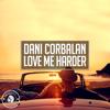 Dani Corbalan - Love Me Harder grafismos